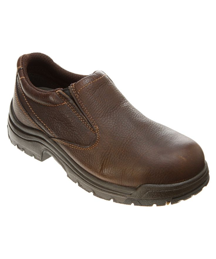 TIMBERLAND Men'S Pro-Titan® Slip-On Safety Toe Work Shoes'. #timberland #shoes #shoes