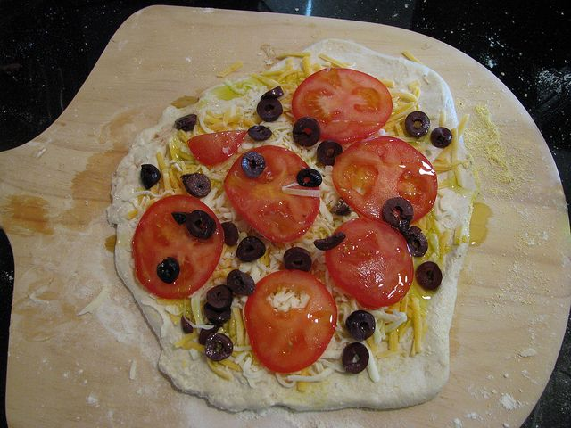 The Secret Art of Making Pizza At Home