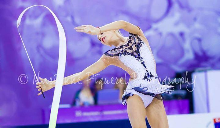 Yana Kudryavtseva (Russia), World Championships 2014