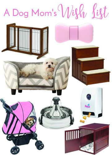 A Dog Mom's Wish List