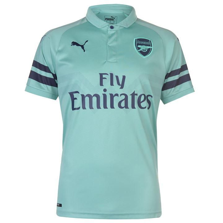 Puma Arsenal Third Shirt 2018 2019  b7aebdffc4610