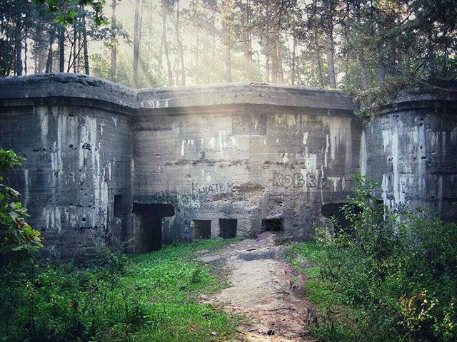 #bunkiernasobotę #neirawypełzaznory #bunkry #fortyfikacje #TwierdzaModlin #bunker #pillbox #bunkers #fortification #warhistory #bunkier #fortifications #war