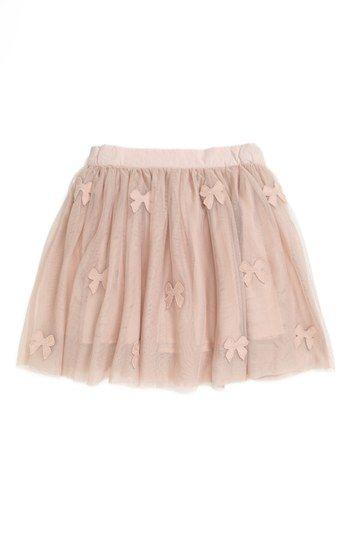 Stella McCartney Kids 'Honey' Tulle Skirt (Toddler, Little Girls & Big Girls) available at #Nordstrom