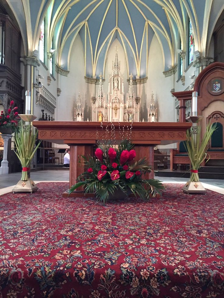 38 best church altar decorating ideas images on pinterest for Altar decoration ideas
