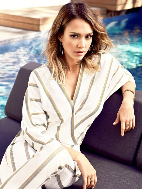 "Jessica Alba: ""I've Made People Cry"" - Us Weekly"