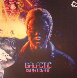 JEFFERSON, Alan - Galactic Nightmare