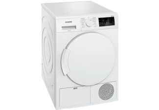 Dryer by high-quality German brand SIEMENS now on sale at Saturn.de! No more shrinking and always soft clothes and towels!