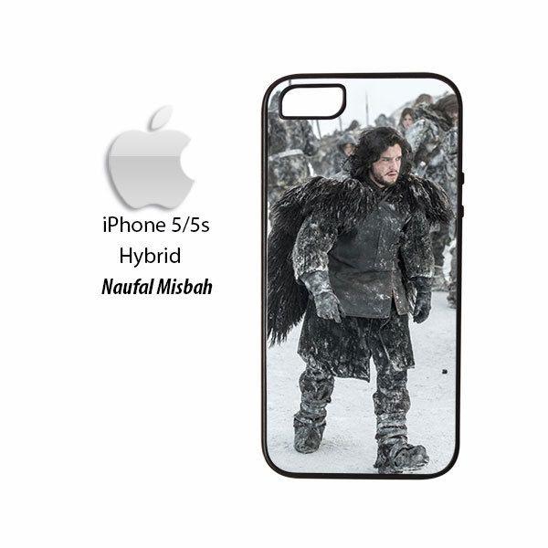 John Snow Game Of Thrones iPhone 5/5s HYBRID