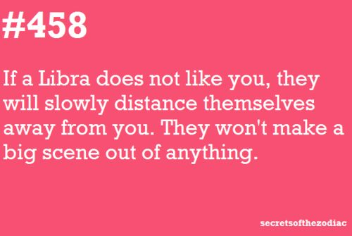 Libras will keep their distance!