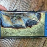 Galaxy Note 7 fires caused by electrode deflection, welding burrs and missing insulation tape