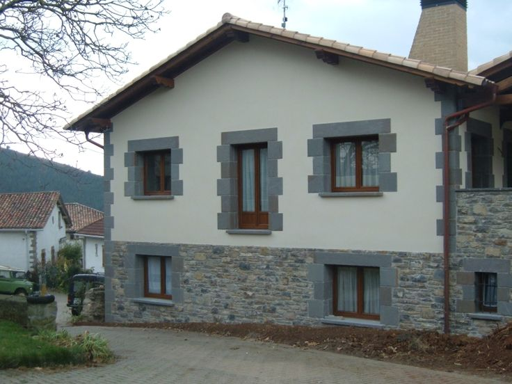 17 best ideas about casas con piedra on pinterest arte - Casas con fachadas de piedra ...