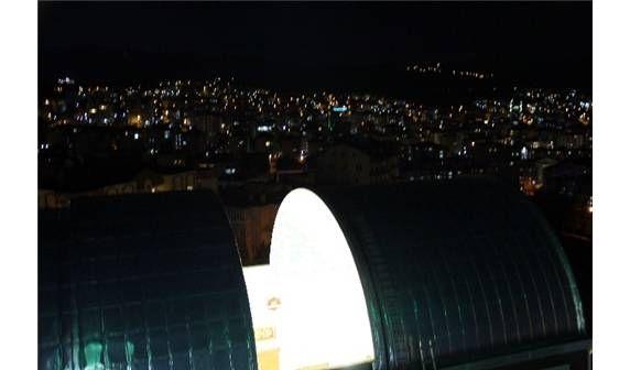 SUNROOFLU CAMİYE ŞİMDİ DE OTOMATİK SECCADE - Fotoğraflarla Bursa gündemi - Milliyet Bursa
