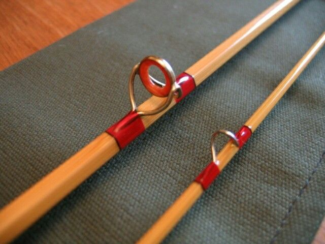 190 best cane fishing rods images on pinterest bamboo for Vintage fishing poles