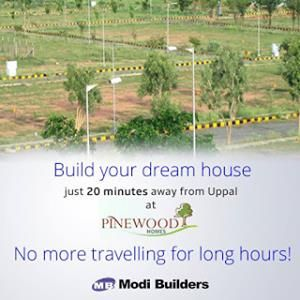 Buy open plots in Aushapur/Ghatkesar near Singapore Township from Modi Builders, one of the top builders in Hyderabad who provides plots at reasonable prices. For more info visit: http://www.modibuilders.com/current_projects/pinewood/