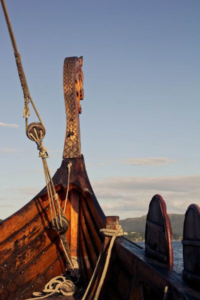 vikingskip viking ships pinterest vikings. Black Bedroom Furniture Sets. Home Design Ideas