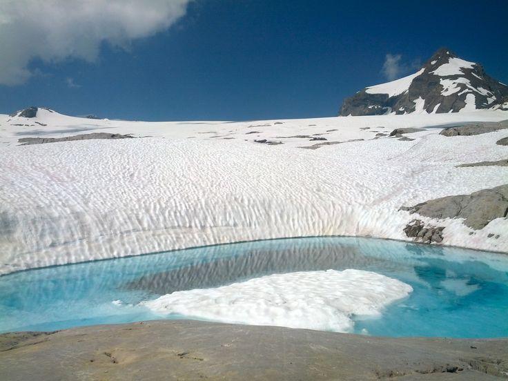 Balade au pied du glacier du Sanetsch, été 2013 http://www.novo-monde.com/article-randonnee-suisse-Sanetsch.php