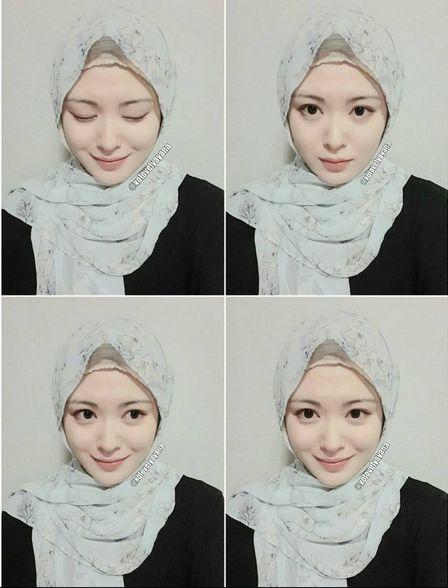 Profil Biodata Ayana Moon, Mualaf Asal Korea Yang Cantik