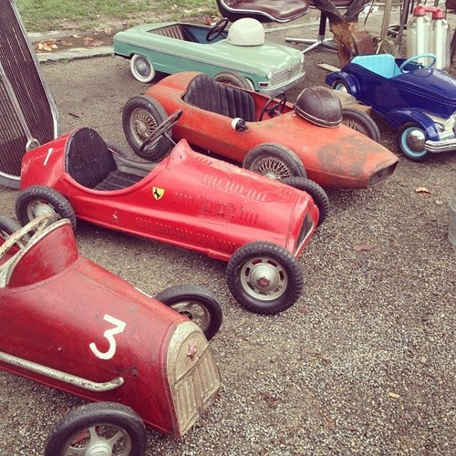 18 best images about pedal car ideas on Pinterest ...