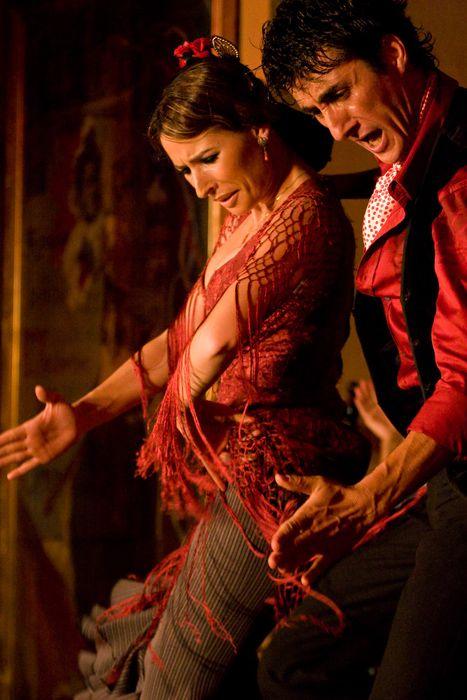 Tablao el Arenal, Sevilla tablao tablado el arenal sevilla flamenco, foto: Andreas Schröder