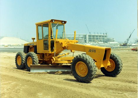 John Deere to Celebrate 50 Years of Motor Grader Innovation at CONEXPO-CON/AGG 2017 - Rock & Dirt Blog Construction Equipment News & Information
