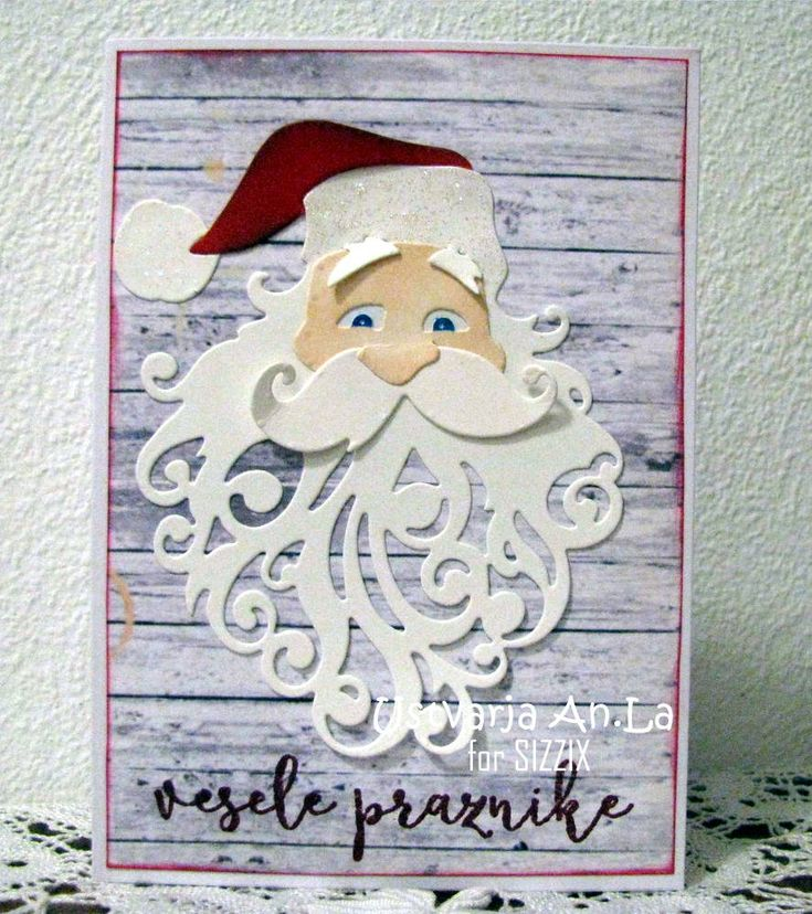 Show off your favourite Sizzix Christmas card makes to feature on our special page - #handmadechristmas #handmade #cardmaking #DIYcards #christmascrafts #christmascards