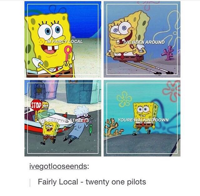 Fairly Local // Twenty One Pilots | This should have been the music video.