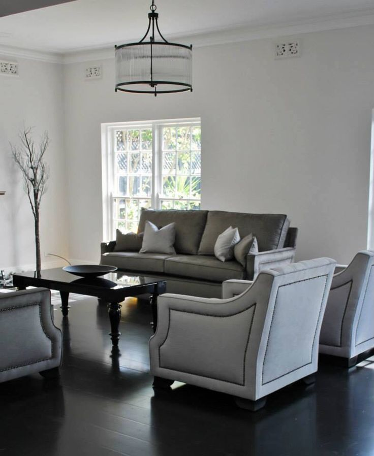 Classic Furnishings Australia Interior Design featuring our Fenwick sofas and chairs