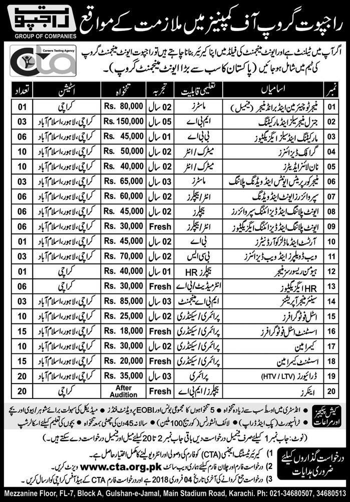 Express news paper today jobs karachi