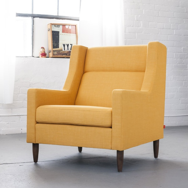 Delightful Gus* Modern | The Carmichael Chair Fuses Traditional And Contemporary  Sensibilities, Bringing Clean Lines