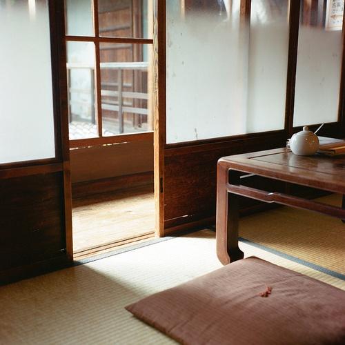 日本家屋、畳/Japanese room, traditional house