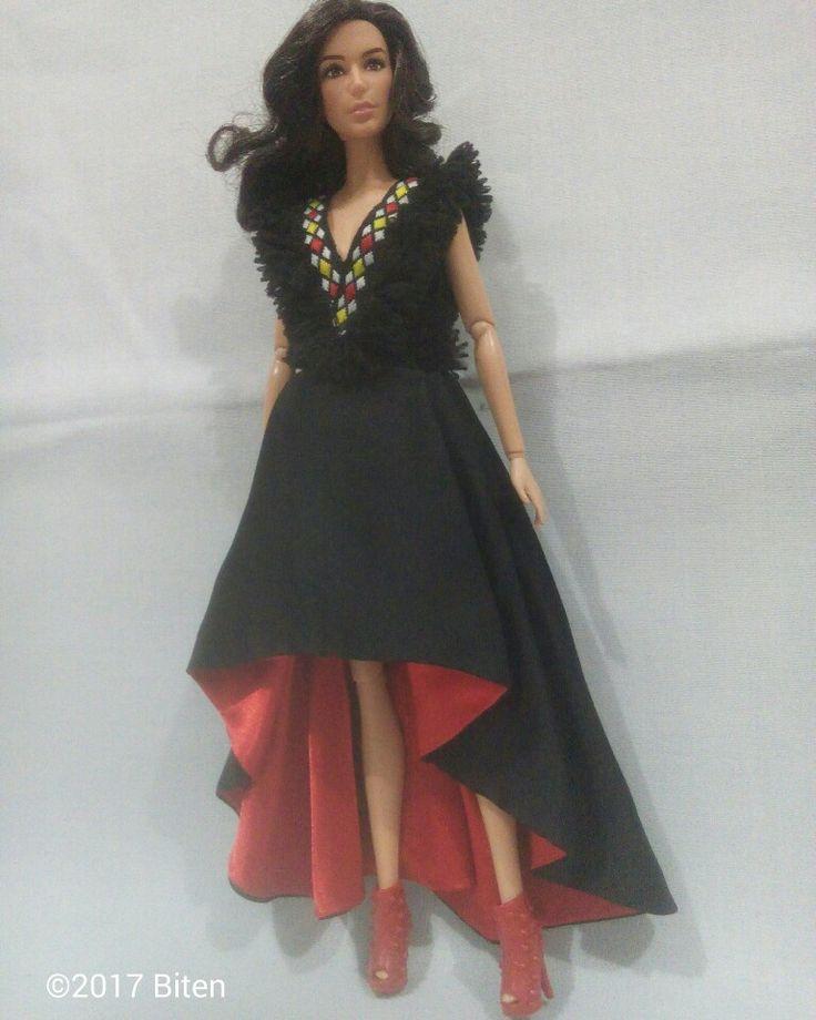 Barbie Gown, Gal Gadot.