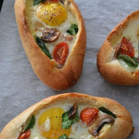 Adoramos essa receita encontrarada no site Alta Saciedade A fome deve ser a mãe da invenção na cozinha. Olha...