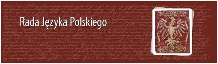 Rada Języka Polskiego