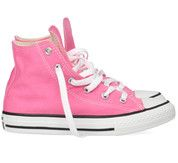 Roze Converse kinderschoenen All Star gympen