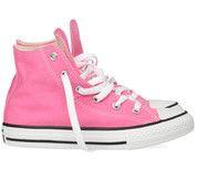 Roze Converse kinderschoenen All Star gympen