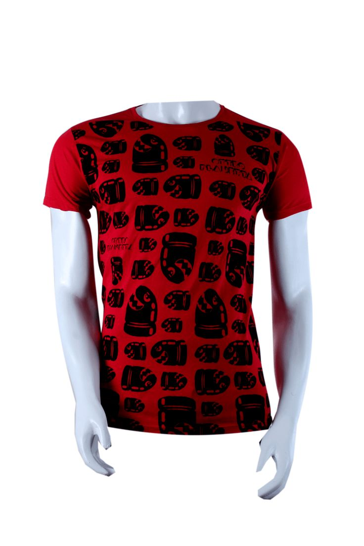Camisas Hombre Estampada Ref.  OP0004-min