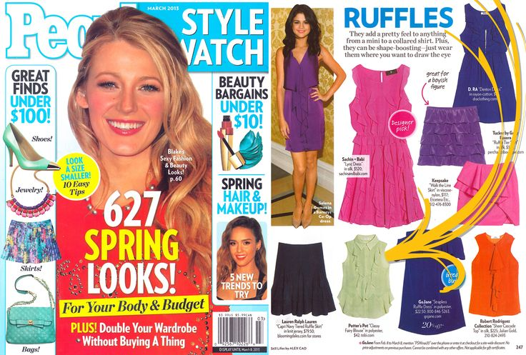 Style Watch Magazine March2013