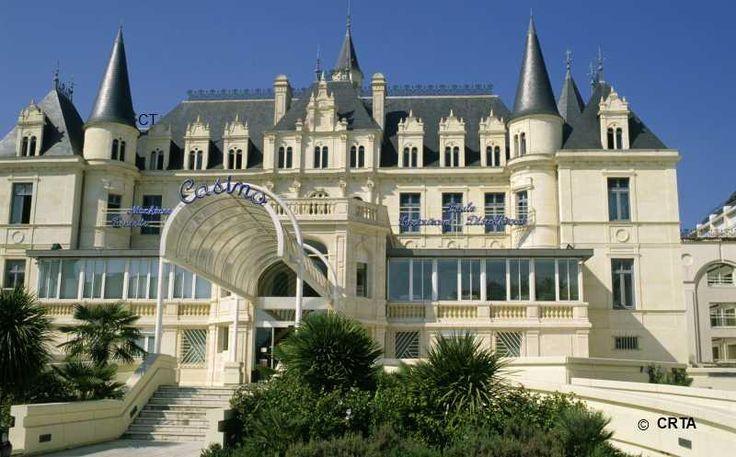 Casino d'Arcachon. Gironde.