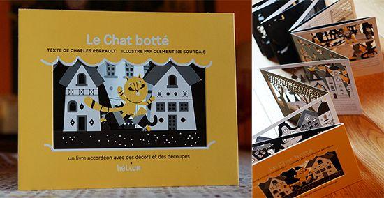 Le chat botté * Charles Perrault & Clémentine Sourdais Conte