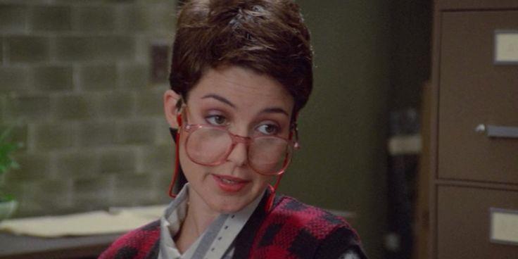 Janine Melnitz / Annie Potts (Ghostbusters)