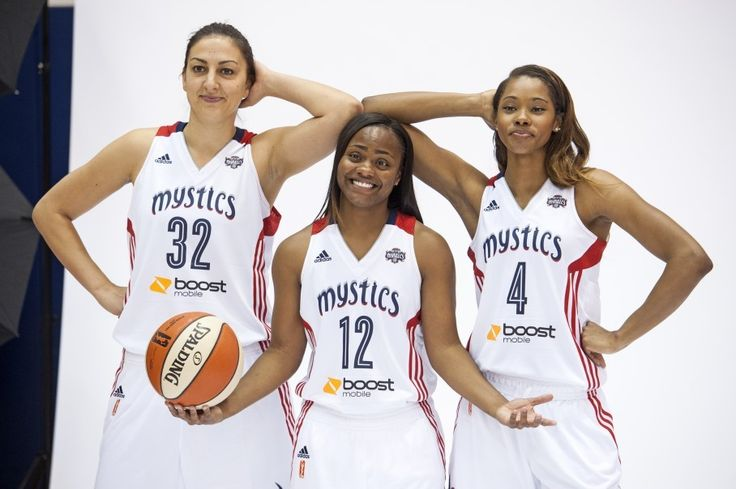 Brave new world: Mystics and Lynx to test 'analytic' scrimmage at Verizon Center