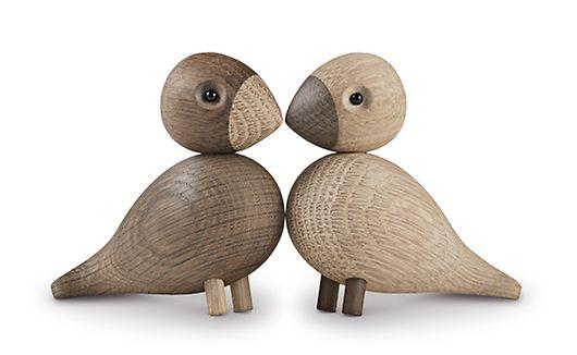 "Kay Bojesens ""Lovebirds"" #brollopstorget #wedding #present #Cervera"