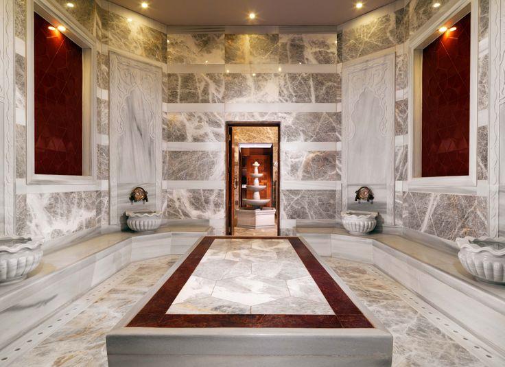 Sheraton Bursa Hotel / Shine Spa Bursa Hammam