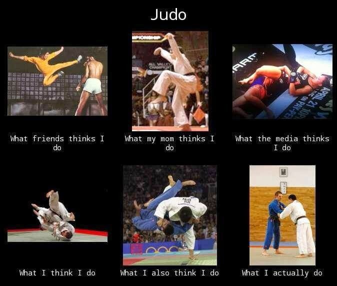 what we do in judo!