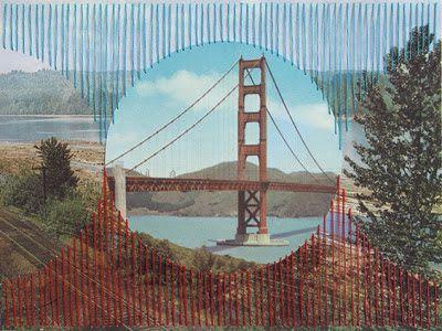 """Shaun Kardinal da IL RAMO D'ORO """"Ricamo come Arte Contemporanea - Embroidery as Contemporary Art""""  https://ilramodoro-katyasanna.blogspot.it/2013/03/ricamo-come-arte-contemporanea.html"""