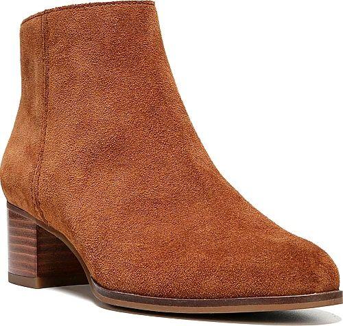 Franco Sarto Cutler Femme, Marron (Whiskey Leather), 41 EU