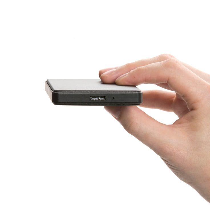 U32 Shadow 1TB External USB 3.1 Portable Solid State Drive SSD
