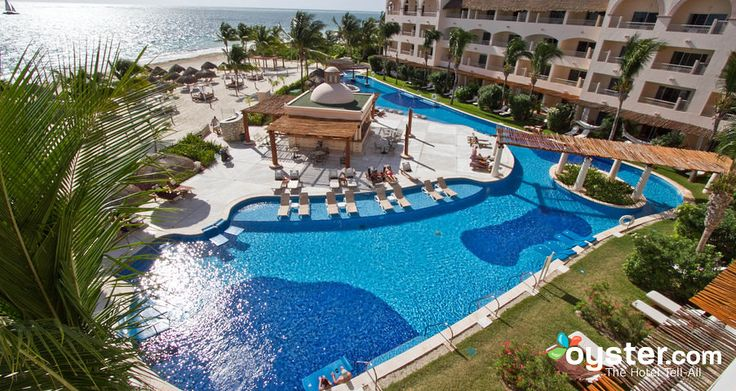Excellence Riviera Cancun, Riviera Maya | Oyster.com -- Hotel Reviews and Photos