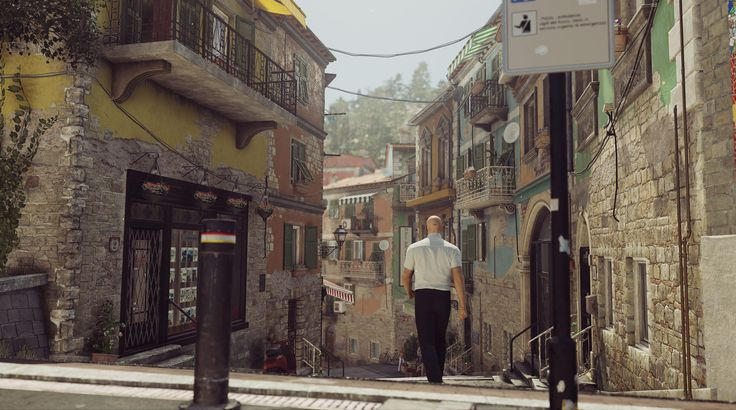 The Making of Hitman's Best Level