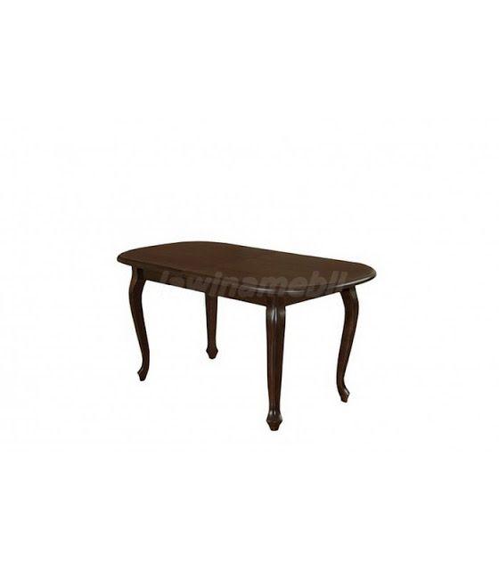 Krzesła i stoły: Stylowy stół do jadalni z forniru